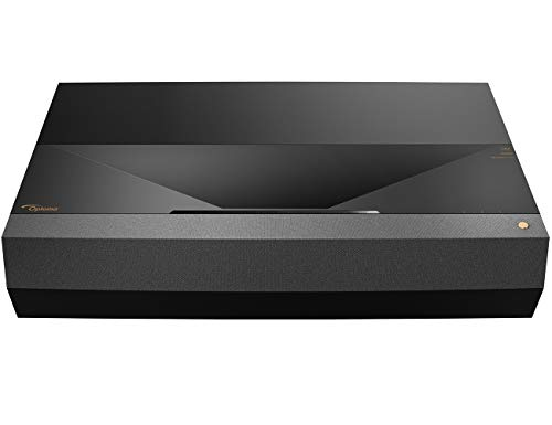 Optoma CinemaX P1 4K UHD Laser TV Home Theater...