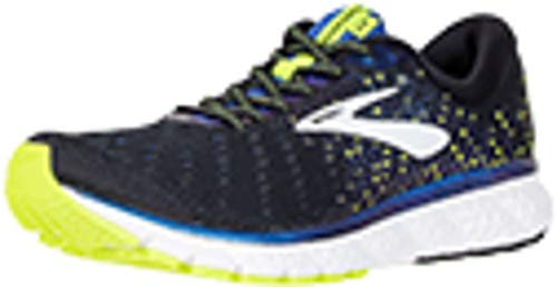 Brooks Glycerin 17 Black/Blue/Nightlife 10 D (M)