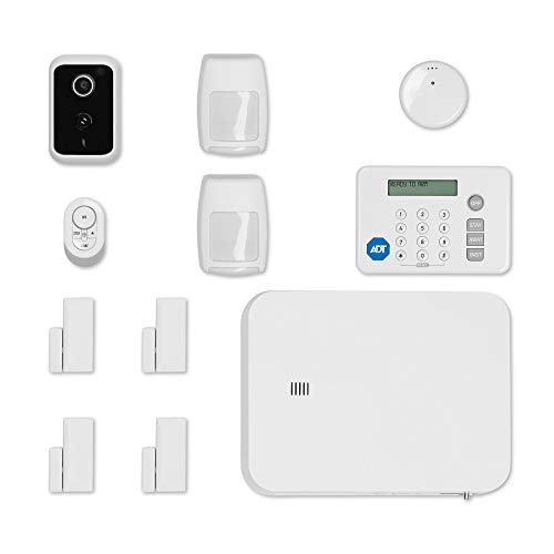 LifeShield Home Security Advantage Kit includes...