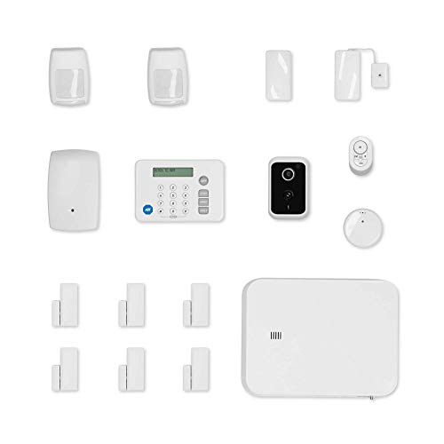 ADT DIY 18-Piece Easy, Smart Home Security System...