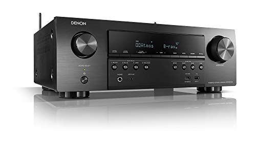Denon AVR-S750H Receiver, 7.2 Channel (165W x 7) -...