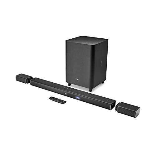 JBL Bar 5.1 - Channel 4K Ultra HD Soundbar with...