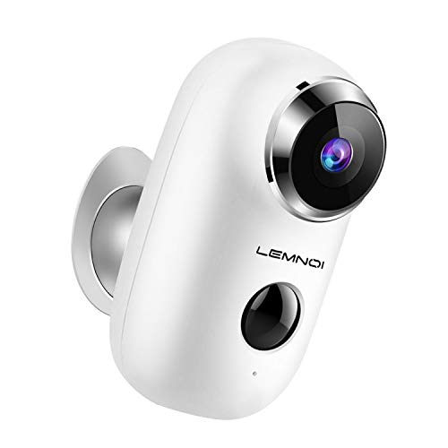 Wireless Rechargeable Outdoot Security Camera,...