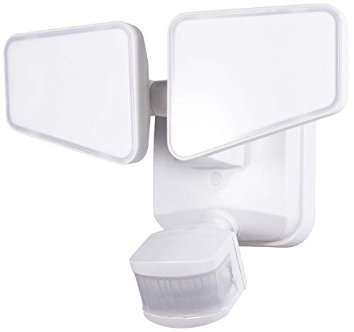 Enbrighten 2-in-1 LED Outdoor Flood Security...