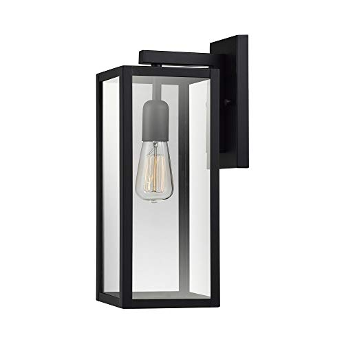 Globe Electric 44176 Bowery 1-Light Outdoor Indoor...