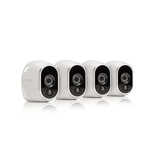 Arlo - Wireless Home Security Camera System with...