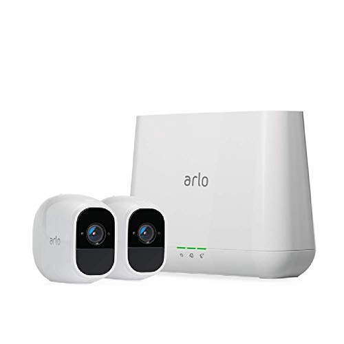 Arlo (VMS4230P) Pro 2 - Wireless Home Security...