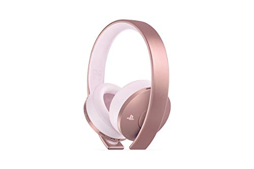 PlayStation Gold Wireless Headset Rose Gold -...