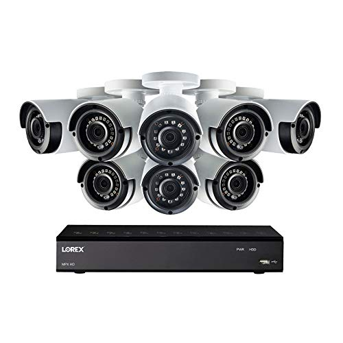 Lorex 1080p HD Security Camera System with 1...
