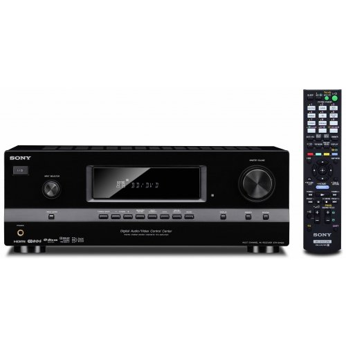 Sony STRDH520 7.1 Channel 3D AV Receiver (Black)...