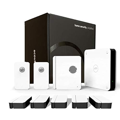 Scout Alarm Smart DIY Wireless Home Security...