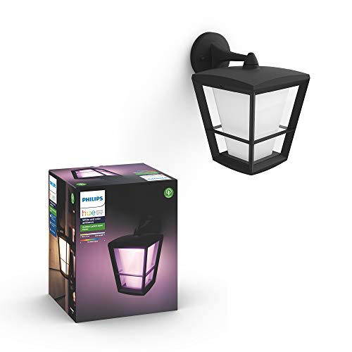 Philips Hue Econic Smart Outdoor White & Color...