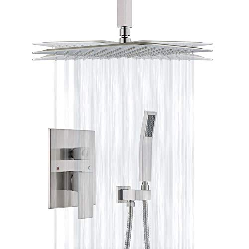 Shower System, STARBATH Ceiling Shower Faucet Set for...