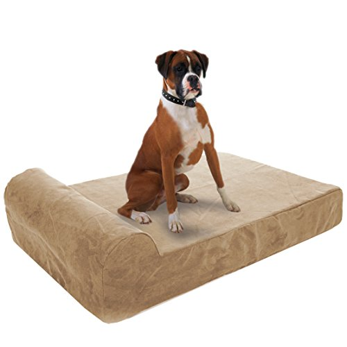 Back Support Systems Lucky Dog Luxury 7î Gel...
