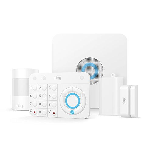 Ring Alarm 5 Piece Kit (1st Gen) – Home Security...