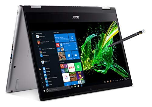 Acer Spin 3 Convertible Laptop, 14 inches Full HD...