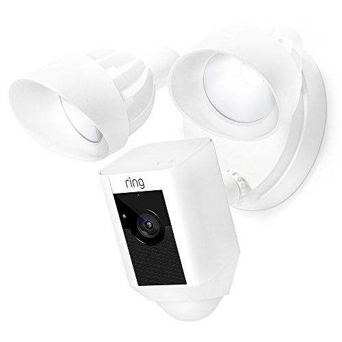 Ring Floodlight Camera Motion-Activated HD...