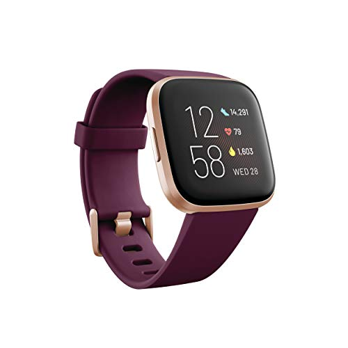 Fitbit Versa 2 Health and Fitness Smartwatch with...