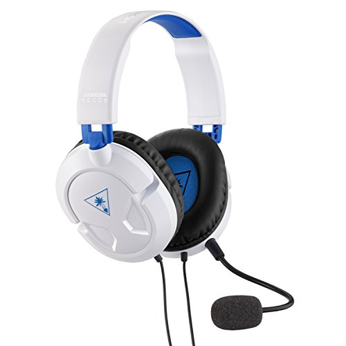 Turtle Beach Ear Force Recon 50P White Stereo...