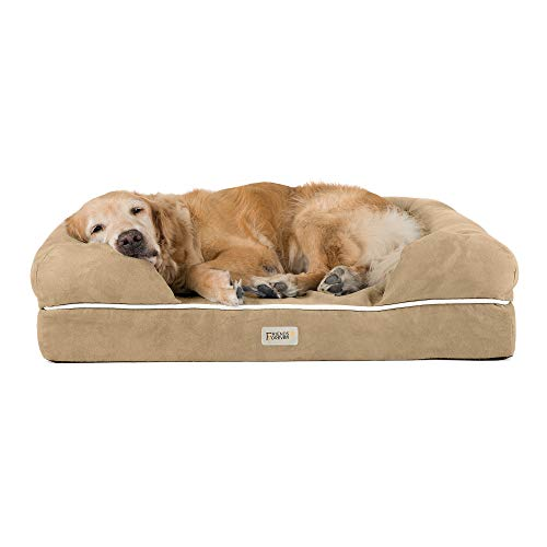 Friends Forever Luxury Pet Beds   Anti Chew Bed...