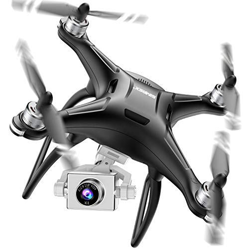 SIMREX X11 Upgraded GPS Drone with 1080P HD Camera...