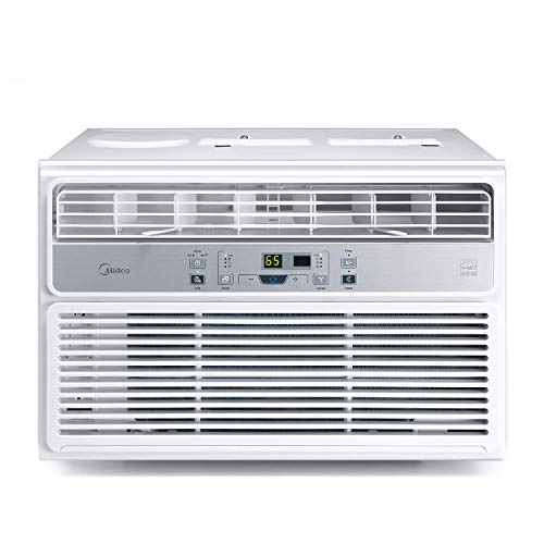 MIDEA EasyCool Window Air Conditioner - Cooling,...