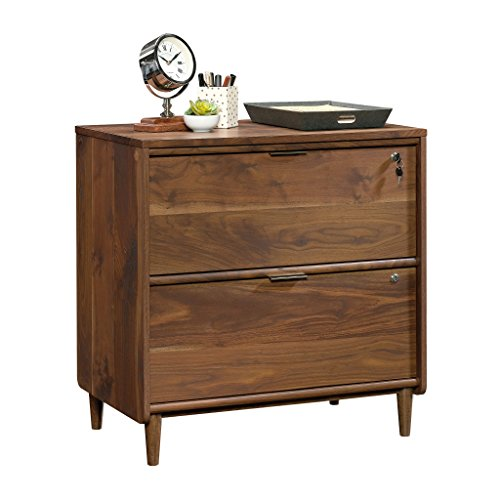 Sauder Clifford Place Lateral File, Grand Walnut...