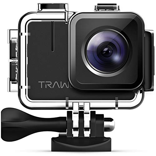APEMAN TRAWO A100 Real 4K Action Camera WiFi 20MP...