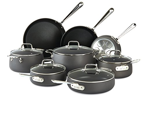 All-Clad E785SB64 HA1 Hard Anodized Nonstick...