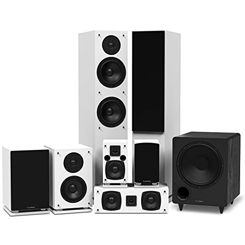 Fluance Elite Series Surround Sound Home Theater...