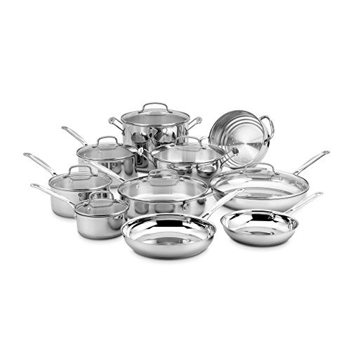 Cuisinart 77-17N 17 Piece Chef's Classic Set,...