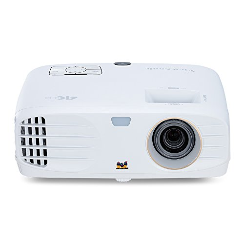 ViewSonic True 4K Projector with 3500 Lumens HDR...