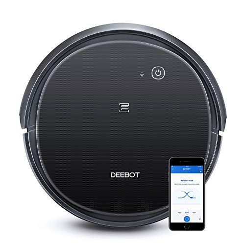Ecovacs DEEBOT 500 Robot Vacuum Cleaner with Max...