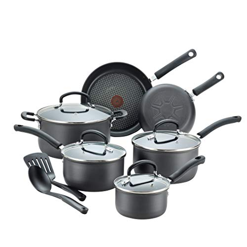 T-fal Ultimate Hard Anodized Nonstick 12 Piece...