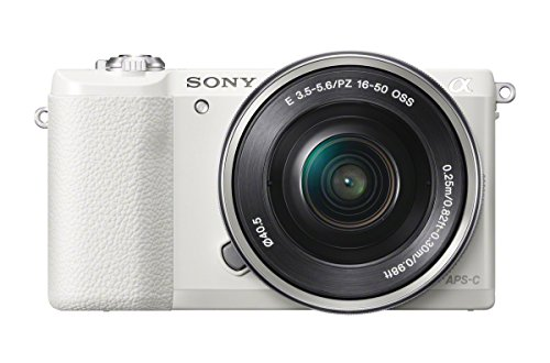 Sony a5100 16-50mm Mirrorless Digital Camera with...