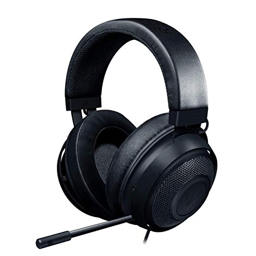Razer Kraken Gaming Headset: Lightweight Aluminum...