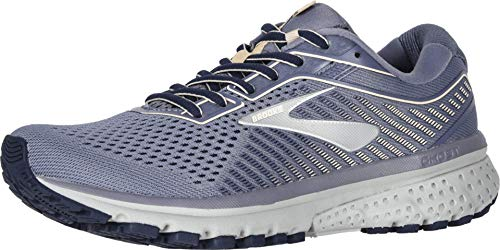 Brooks Women's Ghost 12, Granite, 10.5 B