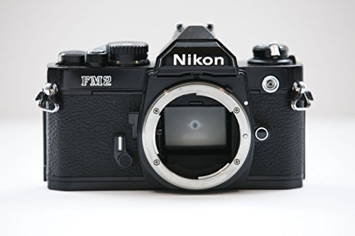 Nikon FM 2 Black Camera Body