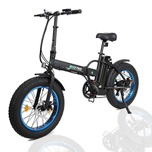 ECOTRIC 20' New Fat Tire Folding Electric Bike...