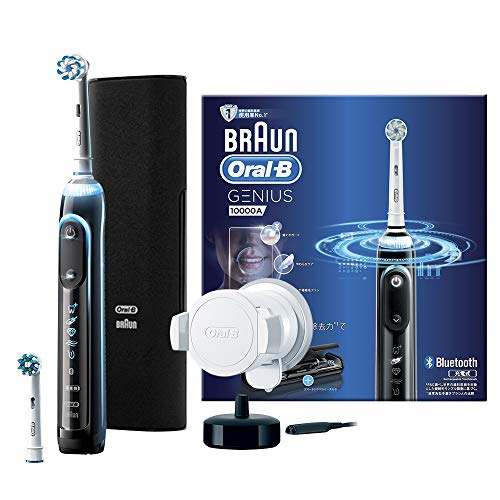 BRAUN Oral B electric toothbrush Genius 10000...