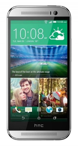 HTC One M8 32GB Smartphone AT&T Wireless 4G LTE...