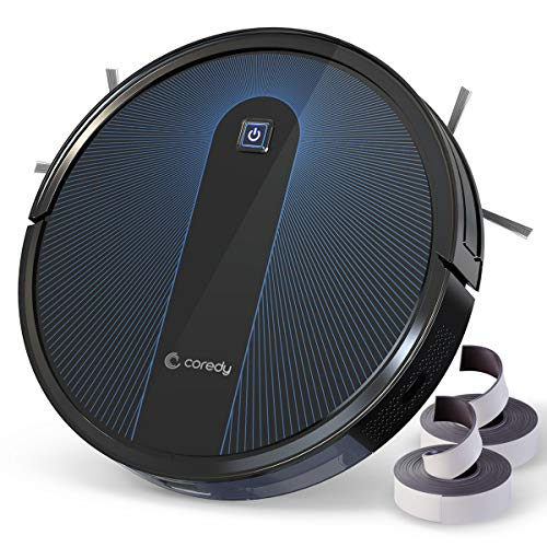 Coredy Robot Vacuum Cleaner, Boost Intellect,...