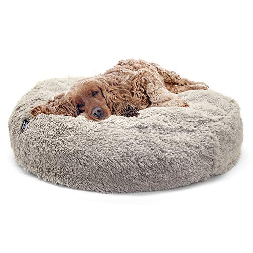 SportPet Designs Large Luxury Waterproof Pet Bed - Machine...