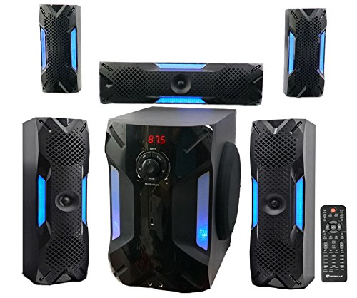 Rockville HTS56 1000w 5.1 Channel Home Theater...