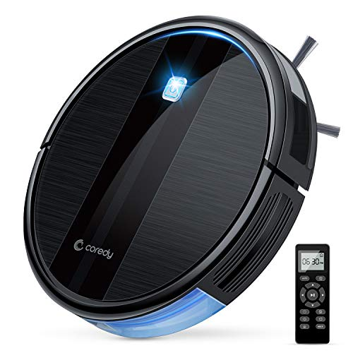 Coredy Robot Vacuum Cleaner, 1700Pa Strong...