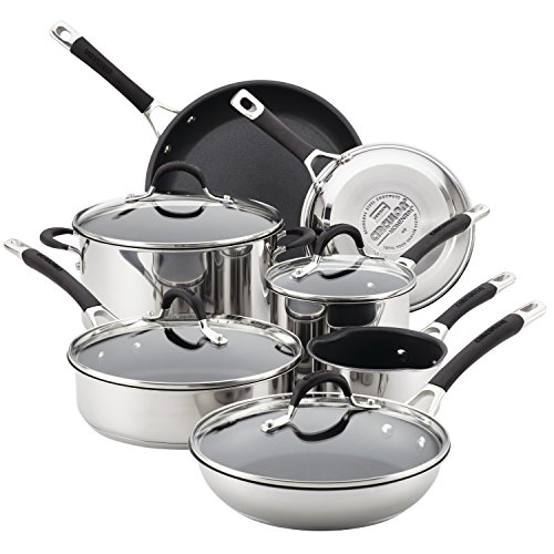 Circulon Momentum Stainless Steel Nonstick...
