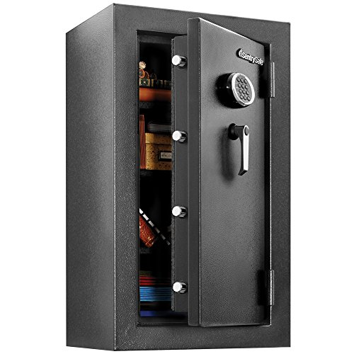 SentrySafe EF4738E Fireproof Waterproof Safe with...