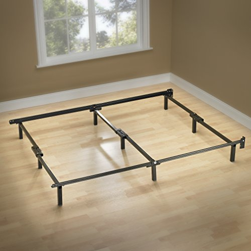 Zinus Michelle Compack 9-Leg Support Bed Frame,...