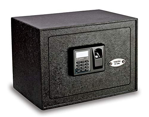 VIKING Security Safe Biometric Fingerprint LCD...