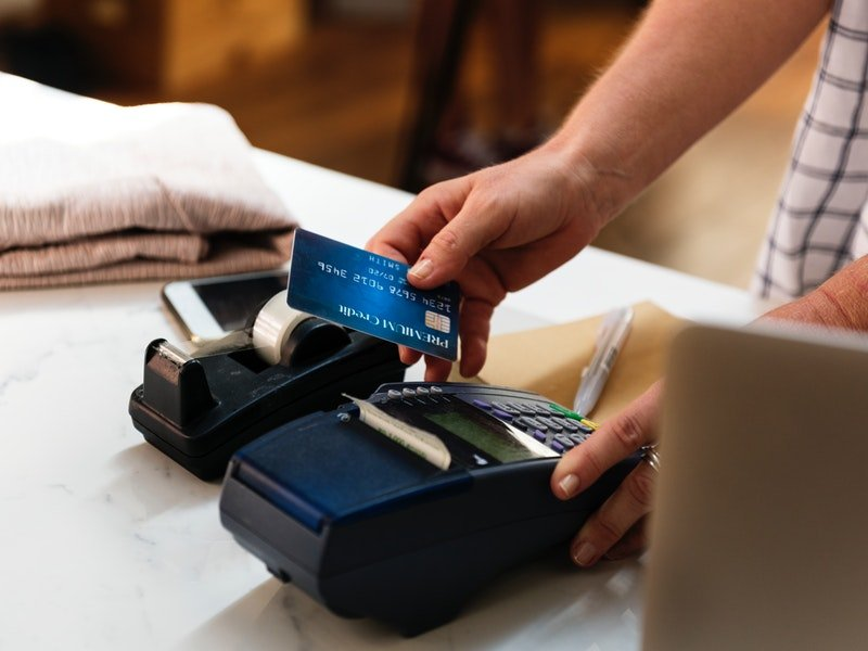 Accepting Credit Card Payments for Small Business